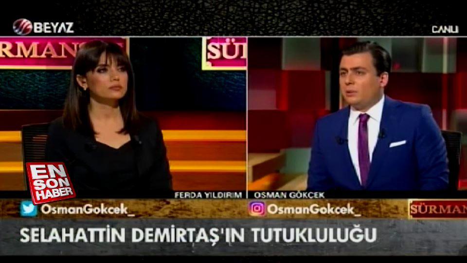 Osman Gökçek: Kanıma dokunuyor
