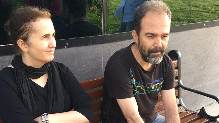 Kaset skandalının arkasındaki FETÖ'cüler yakalandı