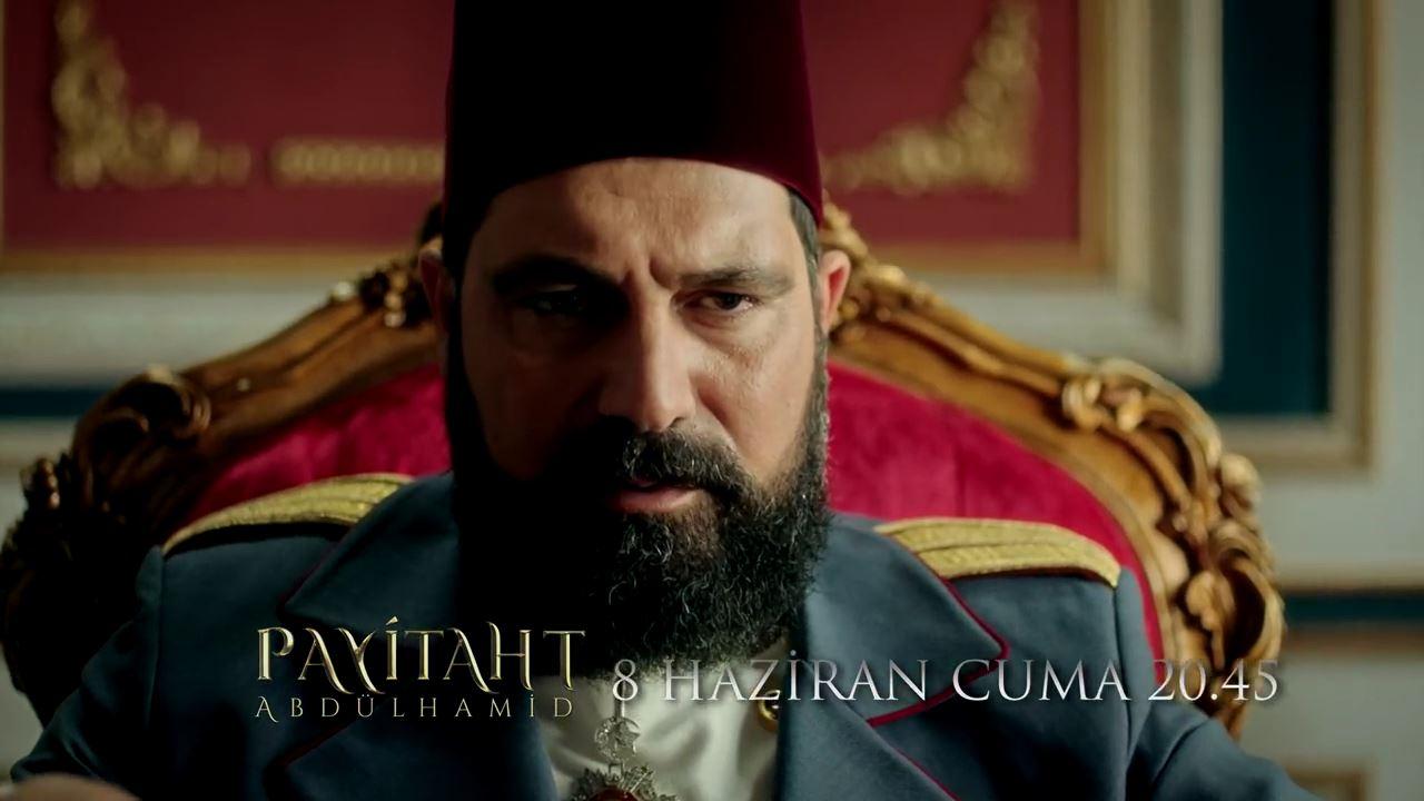 Payitaht Abdülhamid 54.Bölüm 1. Fragman