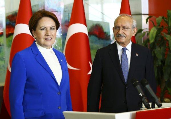 Kılıçdaroğlu ve Akşener parlamenter sisteme dönüşü konuştu