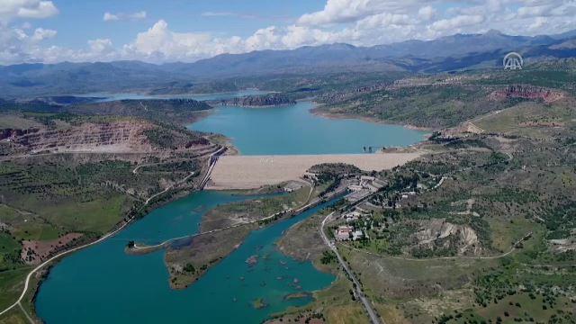 Diyarbakır yapay nehre kavuşuyor