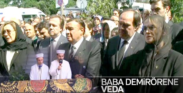 Erdoğan Demirören için tören düzenlendi