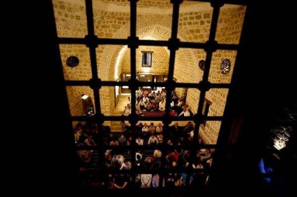 Tarihi Antalya Mevlevihanesi restore edildi