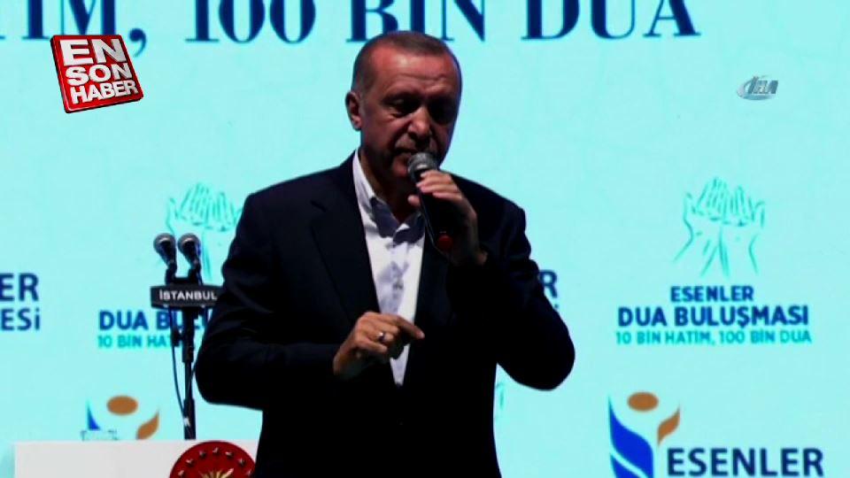 Erdoğan'dan Batı'ya: Kurz'a sahip çıkın
