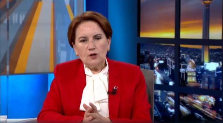 Akşener CHP'lilerin İYİ Parti'ye yöneldiğini söyledi