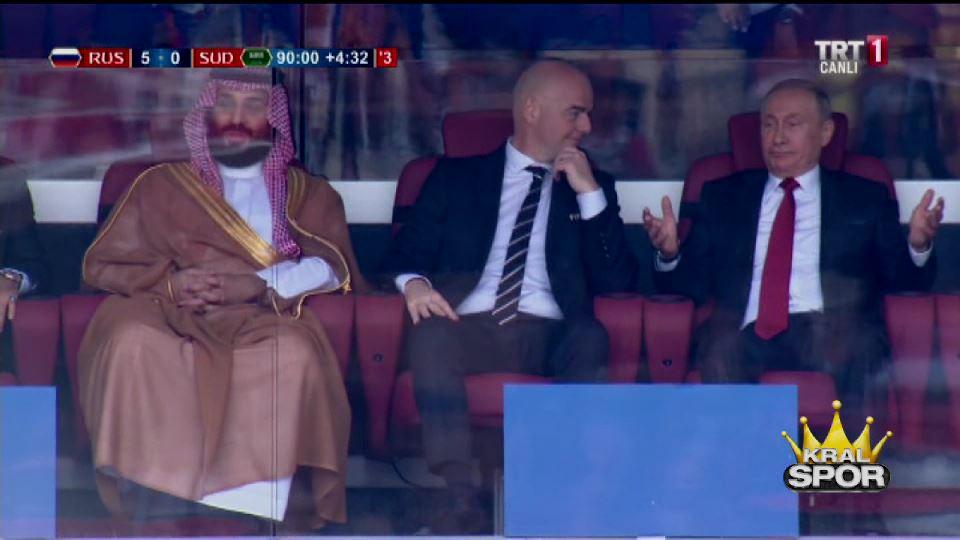 Rusya 5-0 Suudi Arabistan Gol: Aleksandr Golovin