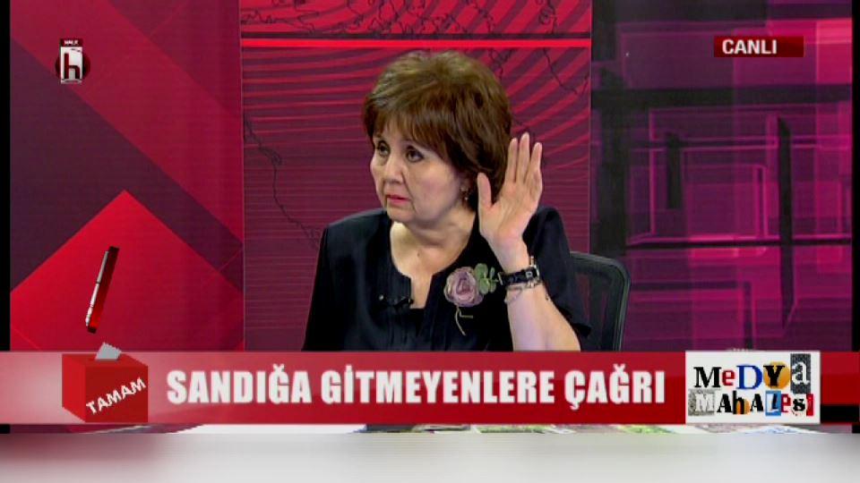 Ayşenur Arslan: Sandığa gitmeyen bana selam vermesin