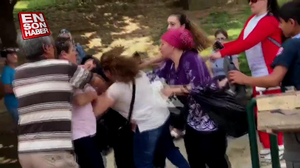 Bursa Gemlik'te şehit annesine saldırı