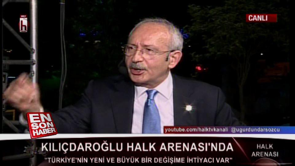 Kılıçdaroğlu: Avrupa Birliği ne istediyse yapacağız