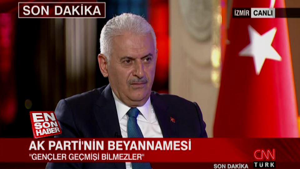 Başbakan Yıldırım'dan Muharrem İnce'ye köprü yanıtı