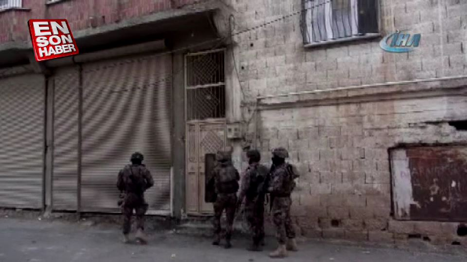 Cumhurbaşkanı Erdoğan'ın mitingi öncesi terör operasyonu