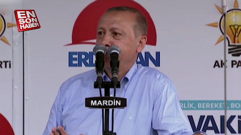 Cumhurbaşkanı: İnce'nin motor su kaynattı