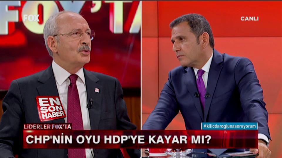 Kılıçdaroğlu: HDP'ye yerine CHP'ye oy verin