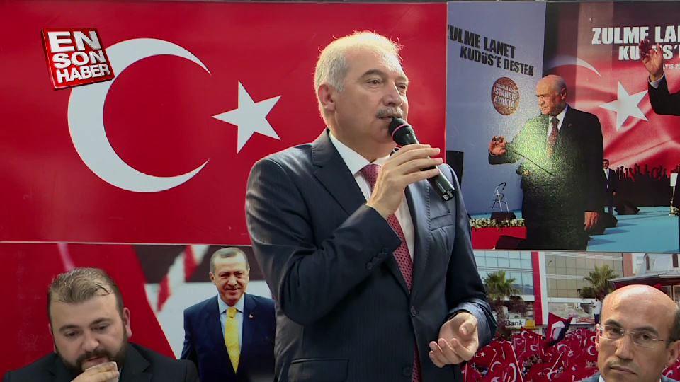Uysal: İstanbul'un merkezi Arnavutköy ve Başakşehir olacak