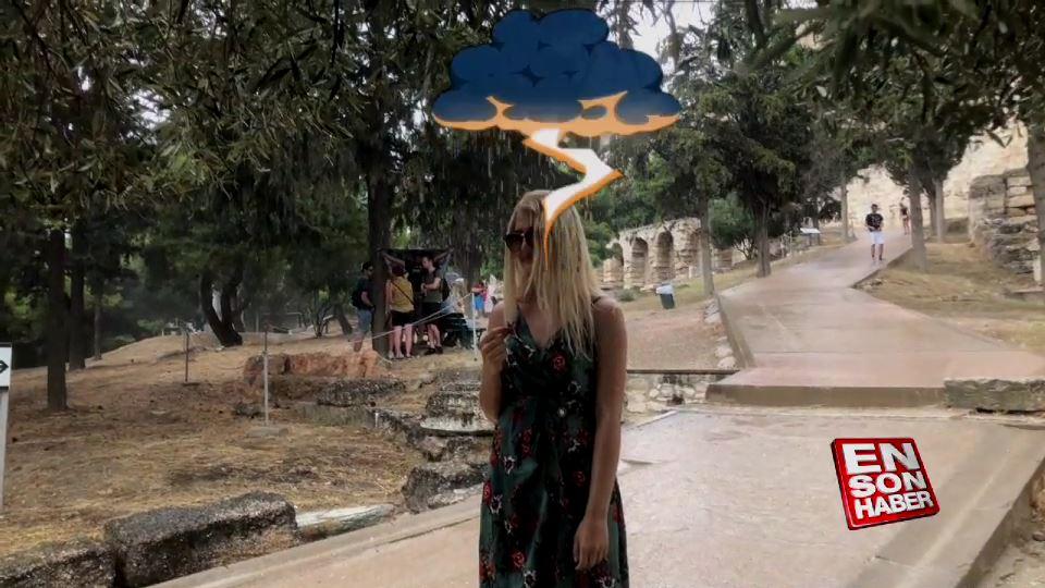Yunanistan'a gittim: Adalar değil Atina