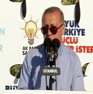 Erdoğan'da taksicilere çağrı: Pırıl pırıl olun