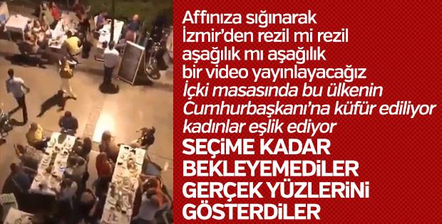 İzmirli CHP'li seçmenin çirkin yüzü