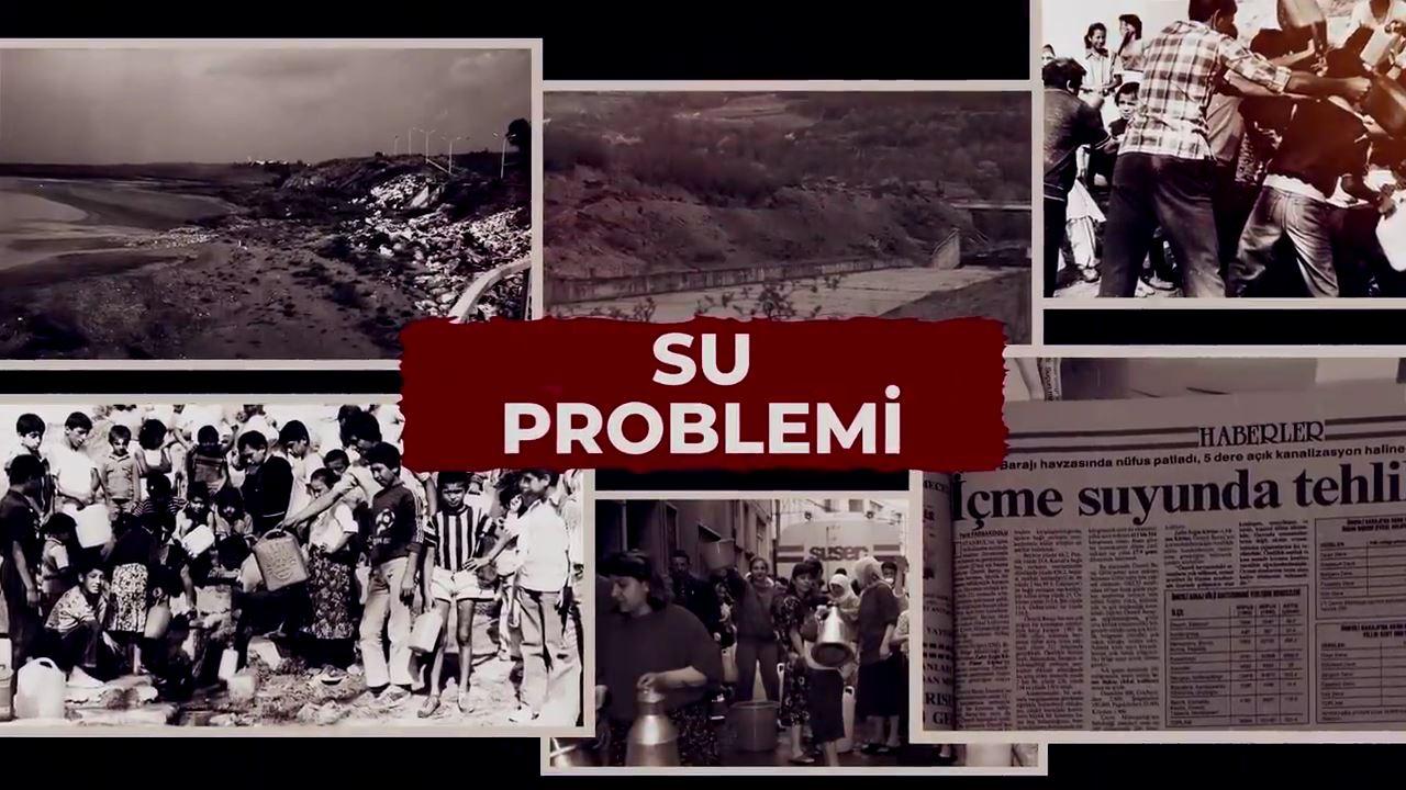 Su Kuyruklarından İçilebilir Musluk Suyuna İstanbul'un Su Serüveni