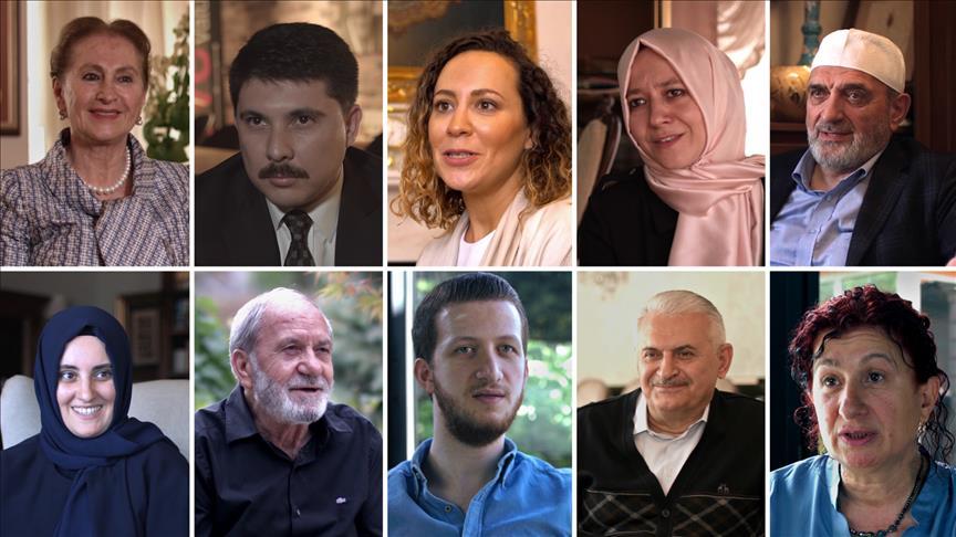 Bilinmeyen yönleri ile Erdoğan belgeseli ilk tanıtım