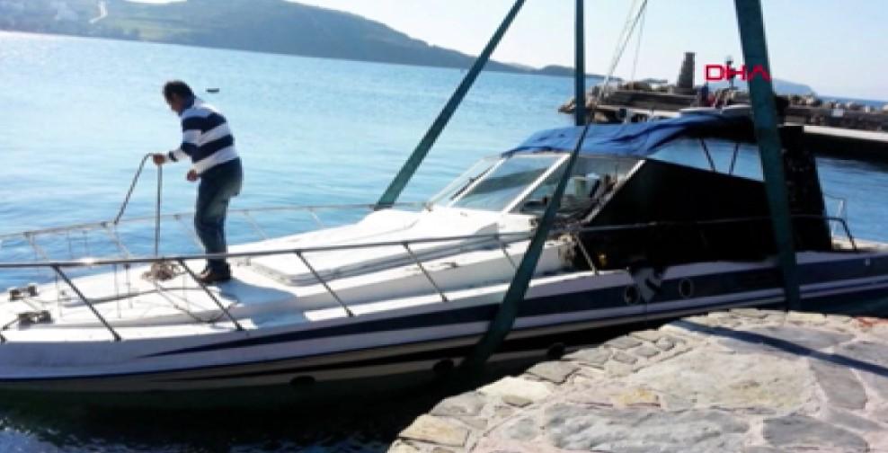 İnsan kaçakçılığı yapan kaptan Yunan askerlerince vuruldu