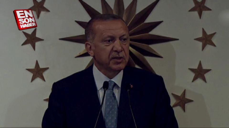 Cumhurbaşkanı: Özgürlüğün daraltılmasına izin vermeyeceğiz