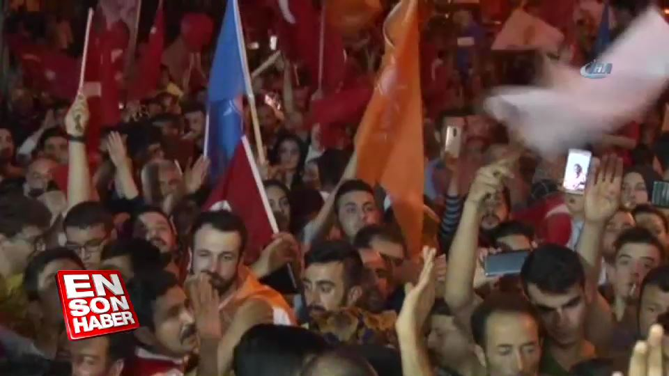 Erdoğan'ın Başkanlığı Adana'da coşkuyla kutlanıyor