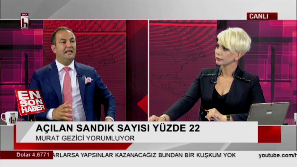 Murat Gezici: İnce'nin mitingine 6 milyon insan katıldı
