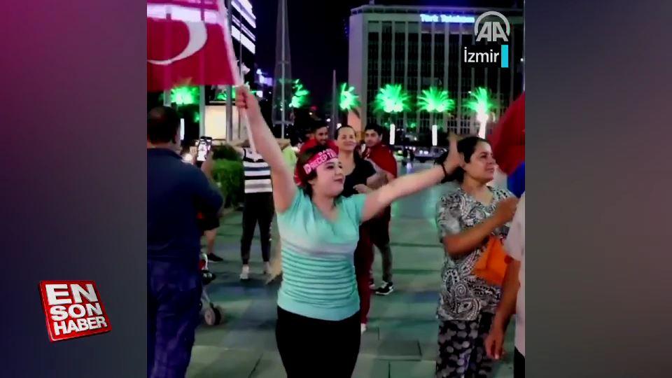Seçim sonuçları yurt genelinde kutlanıyor