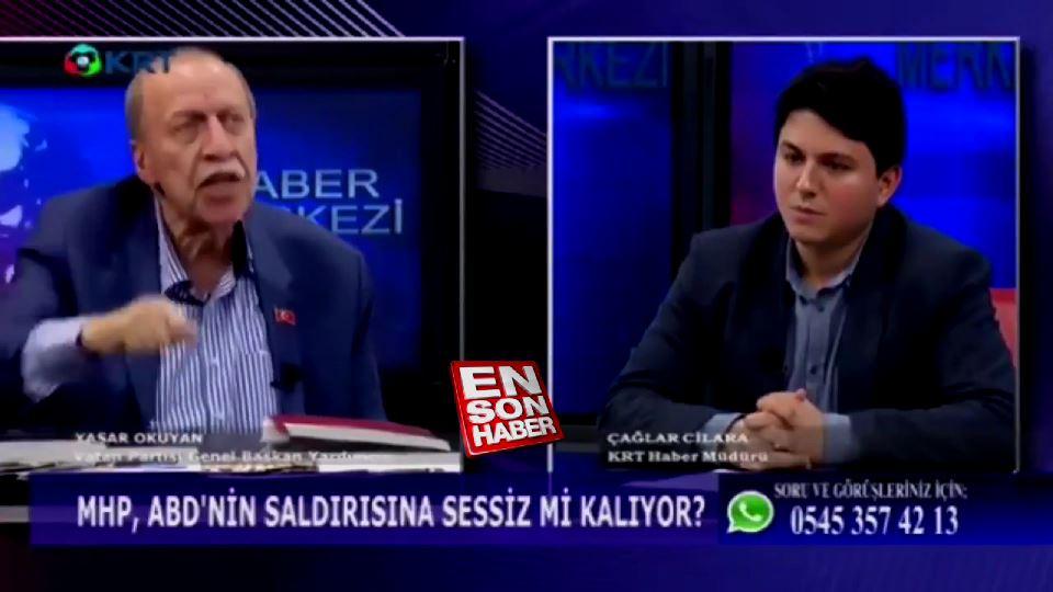 Yaşar Okuyan: MHP barajı geçerse anırırım