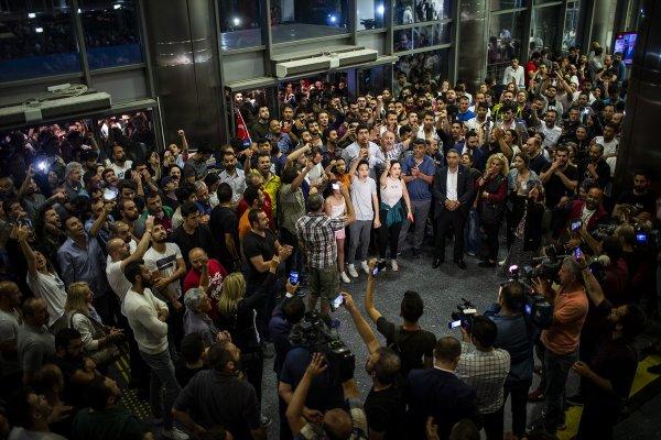 CHP'liler partiye isyan etti